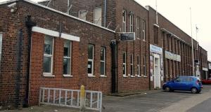 Blackpool TVR site